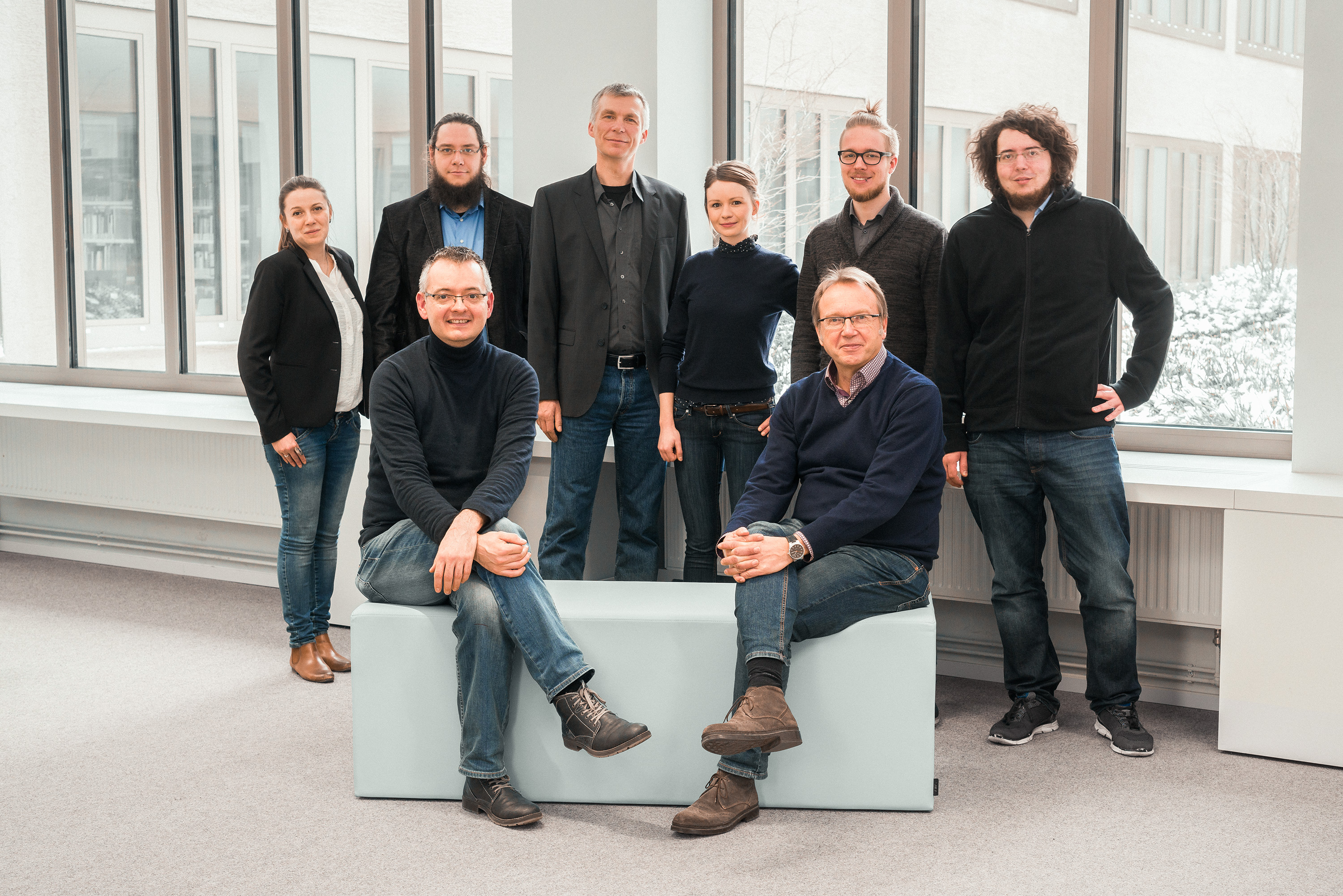 Osnabrück Universities' team members of Philosophy of Mind and Cogntion